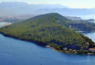 Marjan hill Split Croatia