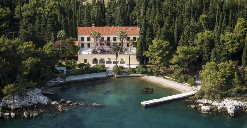 Villa Dalmatia in Split Croatia, boat tours from Split
